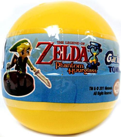 The Legend of Zelda Phantom Hourglass Gacha PVC Figure Pack [Yellow Bybble]