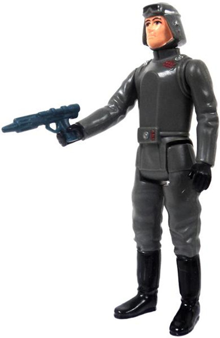 Star Wars The Empire Strikes Back Vintage 1980 AT-AT Commander Action Figure [Loose Complete C-9]