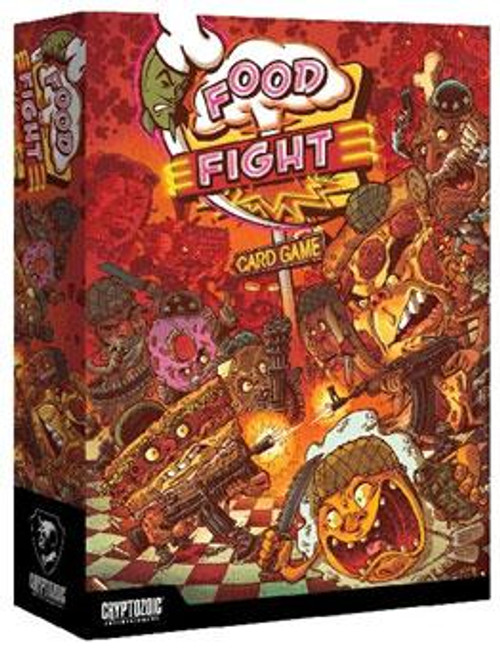 Food Fight Card Game