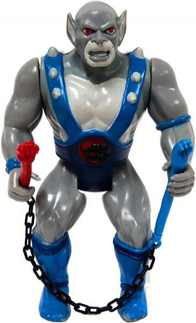 Thundercats Vintage Panthro Action Figure [Loose]