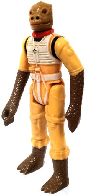 Star Wars The Empire Strikes Back Vintage 1980 Bossk Action Figure [Loose Complete C-9]