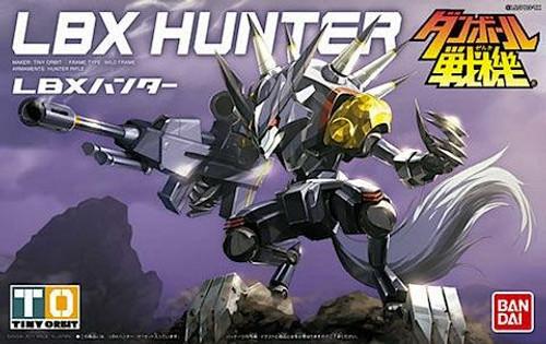 Danball Senkei Little Battlers eXperience Hunter Model Kit LBX-005
