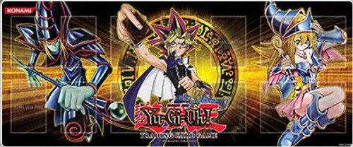 YuGiOh Gold Series 4 2011 Gold #1 Play Mat #1