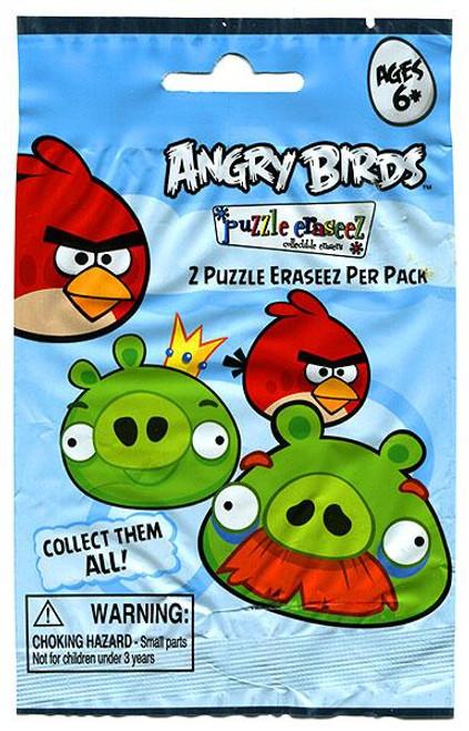 Eraseez Angry Birds Eraser 2-Pack
