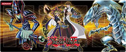 YuGiOh Gold Series 4 2011 Gold #3 Play Mat #3
