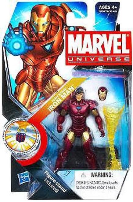 Marvel Universe Series 16 Tony Stark Iron Man Action Figure #22