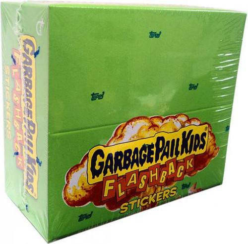 Garbage Pail Kids Flashback Series 3 Trading Card Sticker Box