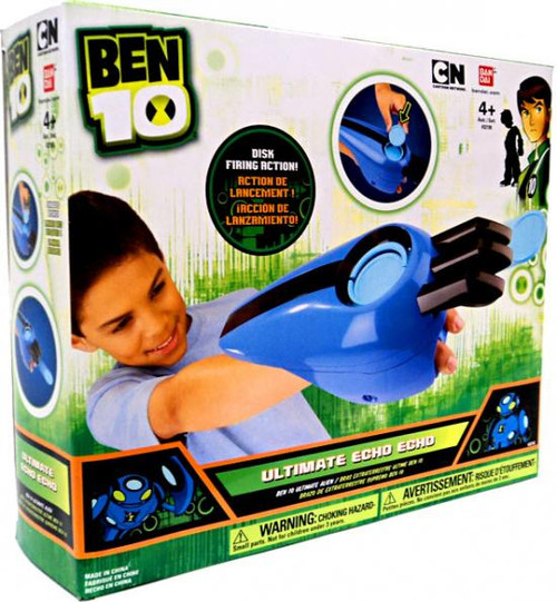 Ben 10 Ultimate Echo Echo Arm Roleplay Toy