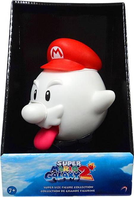 Super Mario Galaxy 2 Series 1 Boo Mario 9-Inch Vinyl Figure