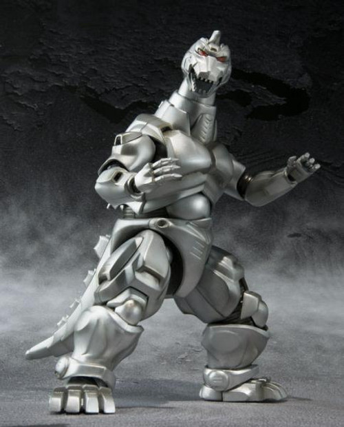 S.H. Monsterarts Mecha Godzilla Action Figure