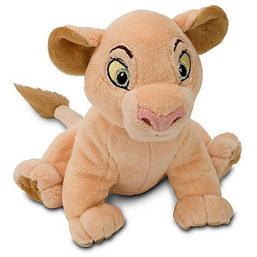Disney The Lion King Young Nala Exclusive 6.5-Inch Plush
