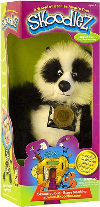 Skoodlez KaChing Plush [Panda]