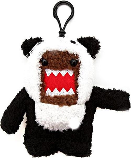 Domo Panda 4-Inch Plush Clip On