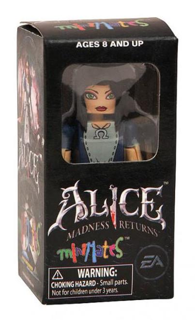 Minimates Alice: Madness Returns Exclusive Minifigure