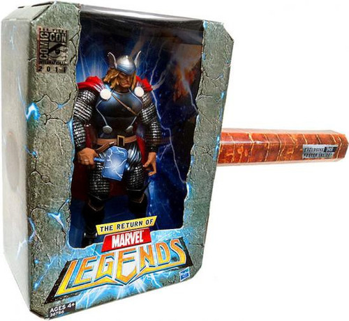 Marvel Legends Exclusives Modern Heroic Age Thor Exclusive Action Figure