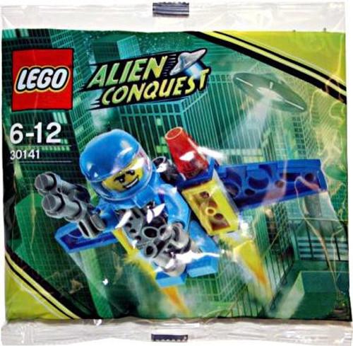LEGO Alien Conquest ADU Jet Pack Mini Set #30141 [Bagged]