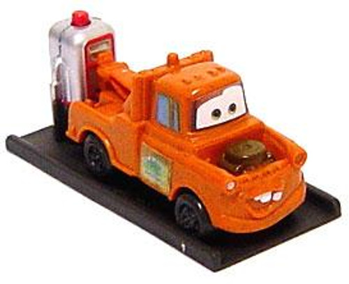 Disney Cars Mater Push-Button Racer Exclusive 2-Inch