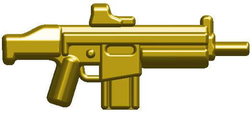 BrickArms Weapons HAC Heavy Assault Carbine 2.5-Inch [Brass]
