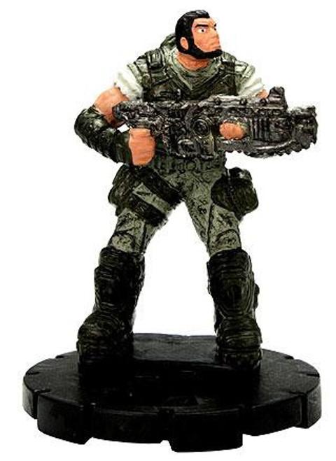 Gears of War 3 HeroClix Dominic Santiago #002