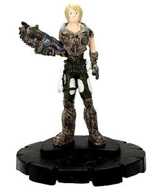 Gears of War 3 HeroClix Anya Stroud #005
