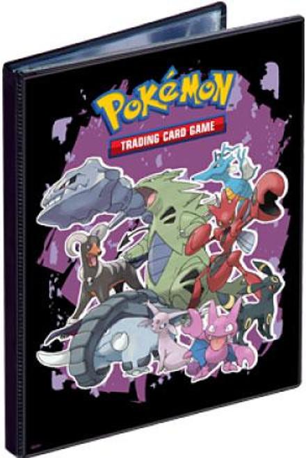 Ultra Pro Pokemon Card Supplies Tyranitar & Friends 4-Pocket Binder [Purple]