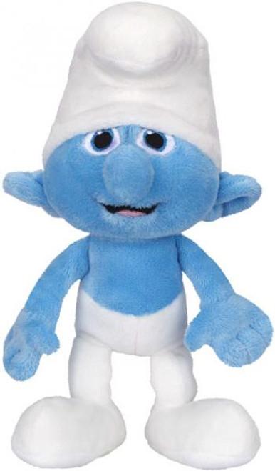The Smurfs Movie Clumsy 8-Inch Bean Bag Plush