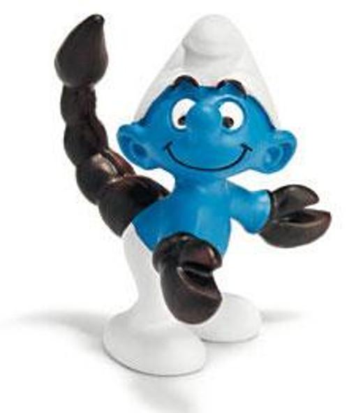 The Smurfs Scorpio Smurf Mini Figure