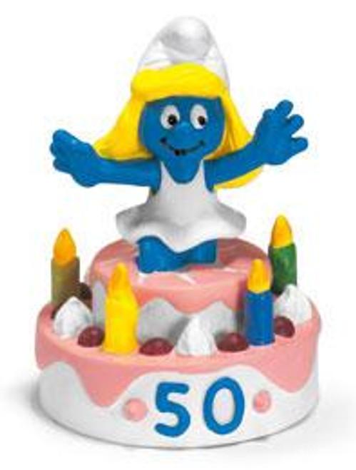 The Smurfs Smurfette Mini Figure [Surprise]