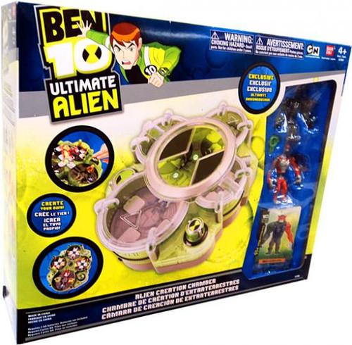 Ben 10 Ultimate Alien Alien Creation Chamber Exclusive Playset