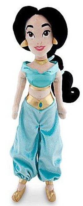 Disney Princess Aladdin Jasmine Exclusive 21-Inch Plush Doll