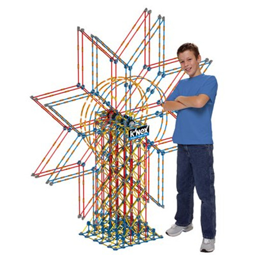 K'Nex Giant 6-Foot Double Ferris Wheel Set #89713