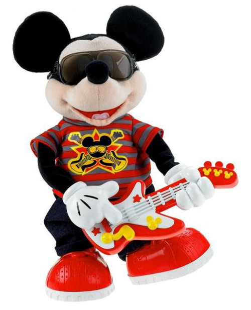 Fisher Price Disney Rock Star Mickey Mouse
