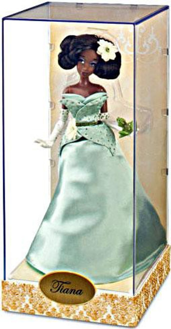 Disney Princess The Princess and the Frog Designer Collection Tiana Exclusive 11.5-Inch Doll