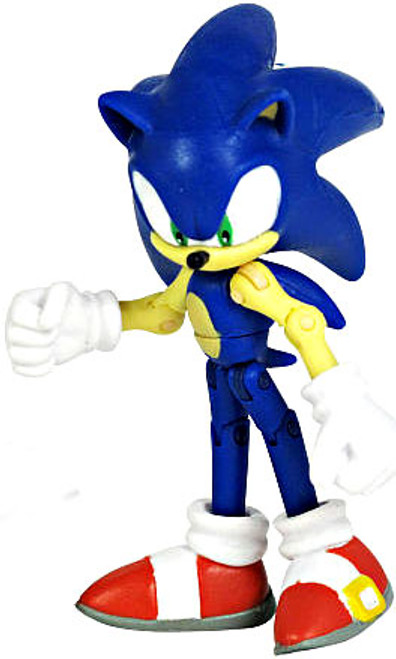 Sonic The Hedgehog 20th Anniversary Sonic Action Figure [1998 Loose]