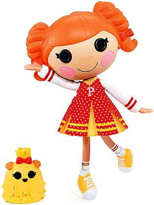 Lalaloopsy Peppy Pom Poms Exclusive Doll Figure