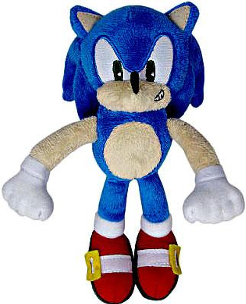 Sonic The Hedgehog 20th Anniversary Sonic 7-Inch Plush [Modern]