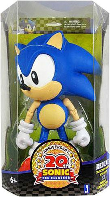 20th Anniversary Sonic the Hedgehog Exclusive Action Figure [1991]