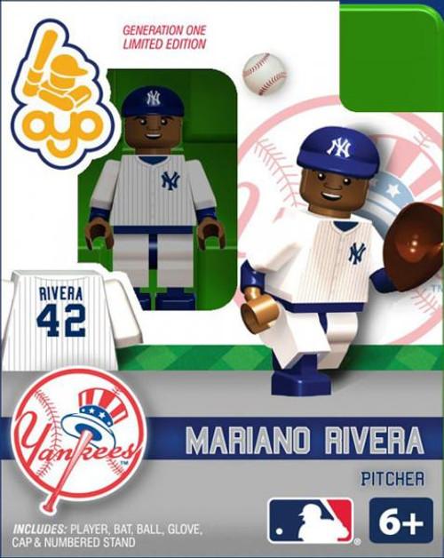 New York Yankees MLB Generation One Mariano Rivera Minifigure