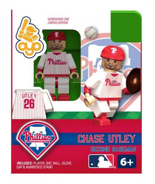 Philadelphia Phillies MLB Generation One Chase Utley Minifigure