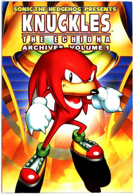 Sonic The Hedgehog Knuckles the Echidna Volume 1 Trade Paperback