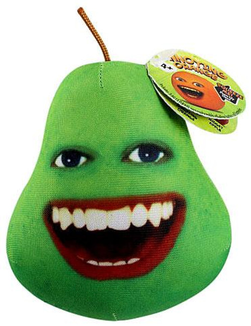 Annoying Orange Pear 3 1/2-Inch Plush [Talking]