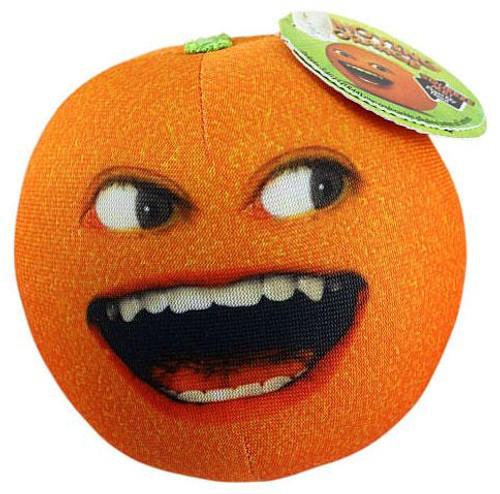Annoying Orange Laughing Orange 3 1/2-Inch Plush [Talking]