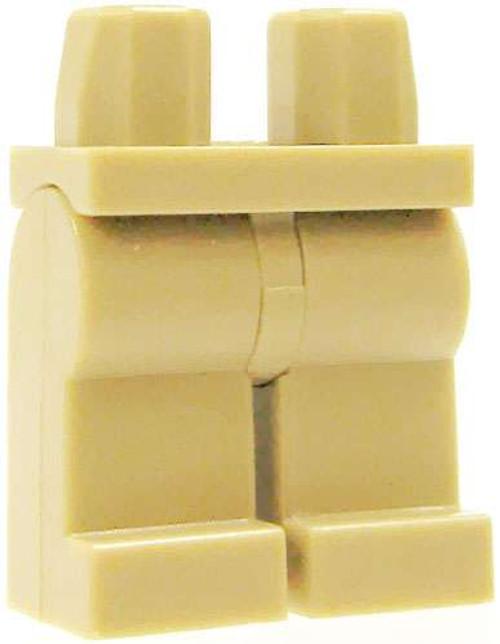 LEGO Minifigure Parts Tan Legs Loose Legs [Loose]