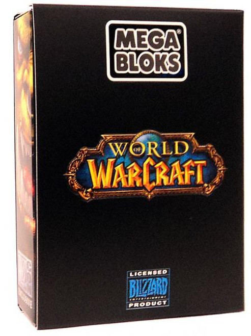 Mega Bloks World of Warcraft Thrall Figure Exclusive Set