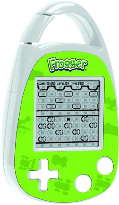 Carabiner Edition Frogger Electronic Handheld Game