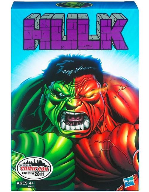 Marvel Universe Exclusives Compound Hulk Exclusive Action Figure