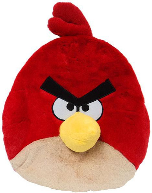 Angry Birds Red Bird Plush Backpack