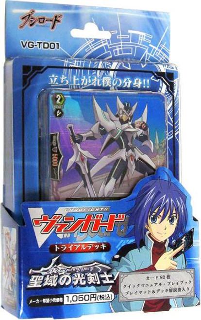 Cardfight Vanguard Japanese Blaster Blade Trial Deck VG-TD01 [Japanese]