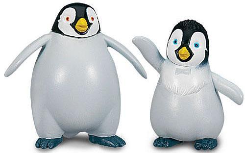 Happy Feet Two Erik & Atticus Mini Figure 2-Pack