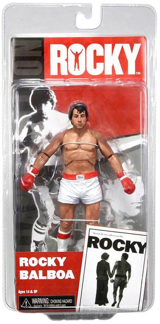 NECA Series 1 Rocky Balboa Action Figure [Pre Fight]